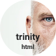 Trinity – Dashboard HTML Template