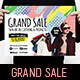 Grand Sale Poster Template - GraphicRiver Item for Sale