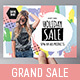 Grand Sale Flyer Templates - GraphicRiver Item for Sale