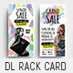 DL Grand Sale Rack Card Template - GraphicRiver Item for Sale