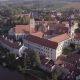 Old Town Telc, Czech Republic, From Top - VideoHive Item for Sale