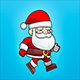 Santa Runner - HTML5 Game + Mobile Version! (Construct-2 CAPX)