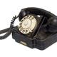 Old black telephone - PhotoDune Item for Sale