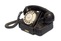 Old black telephone - PhotoDune Item for Sale