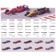 Vector Racing Tracks and Cars