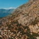 Kotor ,Montenegro. Aerial Drone Shoot of the Old Town By the Sea and Mountains - VideoHive Item for Sale