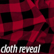 Red Plaid Cloth Reveal 03 - VideoHive Item for Sale