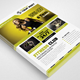 Body Fitness Gym Flyer - GraphicRiver Item for Sale