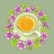Cup of Malva Tea