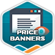 Price Banners - GraphicRiver Item for Sale