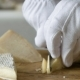 The Male's Hands Cutting the Hard Cheese - VideoHive Item for Sale