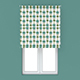 Roller Curtain Mockup - GraphicRiver Item for Sale