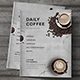Simple Coffee Menu - GraphicRiver Item for Sale