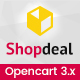 Shopdeal 3.0.X Opencart MultiPurpose Responsive Theme - ThemeForest Item for Sale