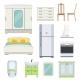 Modern Furniture for Bedroom, Kitchen and Living