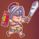 Gladiator Game Sprite - GraphicRiver Item for Sale