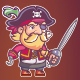 Pirate Game Sprite - GraphicRiver Item for Sale