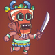 Tiki Hawaii Game Sprite - GraphicRiver Item for Sale