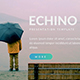Echino Multipurpose PowerPoint Template - GraphicRiver Item for Sale