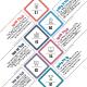 Modern Diagonal Infographics Template