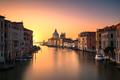 Venice grand canal, Santa Maria della Salute church landmark at - PhotoDune Item for Sale