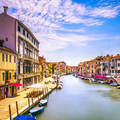 Venice water canal in Cannaregio. Italy - PhotoDune Item for Sale