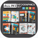 All in 1 Infographics Bundle - GraphicRiver Item for Sale