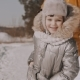 of Running Daughter From Mother Over Snow Covered Field - VideoHive Item for Sale