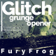 Glitch Grunge Opener - VideoHive Item for Sale