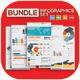 Bundle Infographics elements design - GraphicRiver Item for Sale