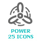 Energy & Power Mini Icon - GraphicRiver Item for Sale