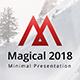 Magical Creative Keynote Template