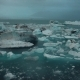 Icebergs in in Iceland - VideoHive Item for Sale