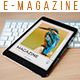 Multipurpose E-Magazine - GraphicRiver Item for Sale