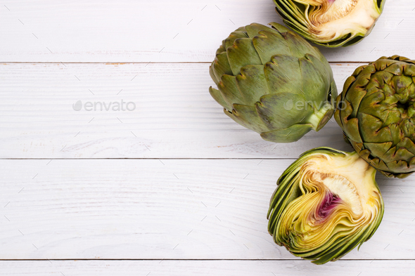 Artichoke - Stock Photo - Images