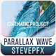 Parallax Wave Slideshow - VideoHive Item for Sale