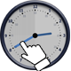 Adjust the Clock! - HTML5 Educational Game