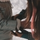 Mother Put on Mitten To Daughter in Winter Park,  View of Hands - VideoHive Item for Sale