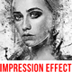 Abstract Impression Photoshop Action