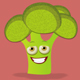 Cartoon Vegetables Pack V.1 - VideoHive Item for Sale