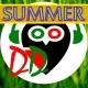 Summer Tropical Happy Folk