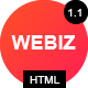 Webiz - Creative Digital Agency & Multipurpose Template