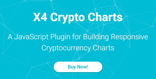 X4 Crypto Charts - JavaScript Plugin