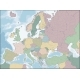 Map of Europe - GraphicRiver Item for Sale