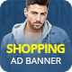 Sofia Shopping | HTML 5 Animated Google Banner