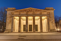 The Neue Wache in Berlin at night - PhotoDune Item for Sale