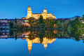 The Cathedral of Salamanca and the river Tormes  - PhotoDune Item for Sale