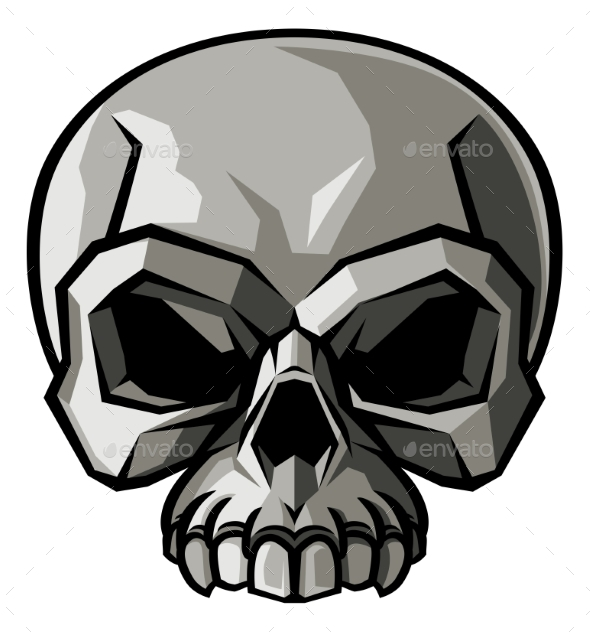 Skull Design - Miscellaneous Vectors