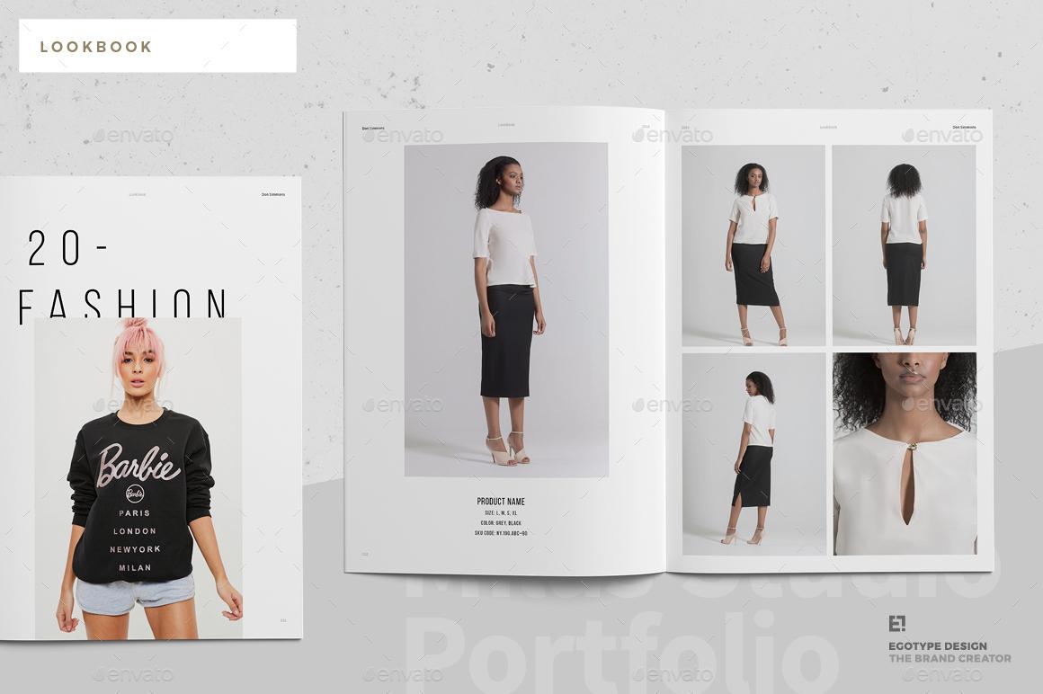 lookbook by egotype