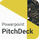 PitchDeck Powerpoint Template - GraphicRiver Item for Sale